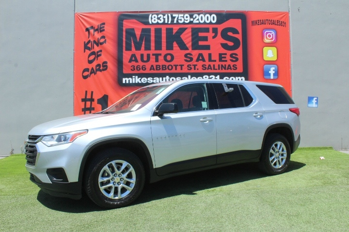 Used 2019 Chevrolet Traverse FWD 4dr LS w/1LS in Salinas, CA