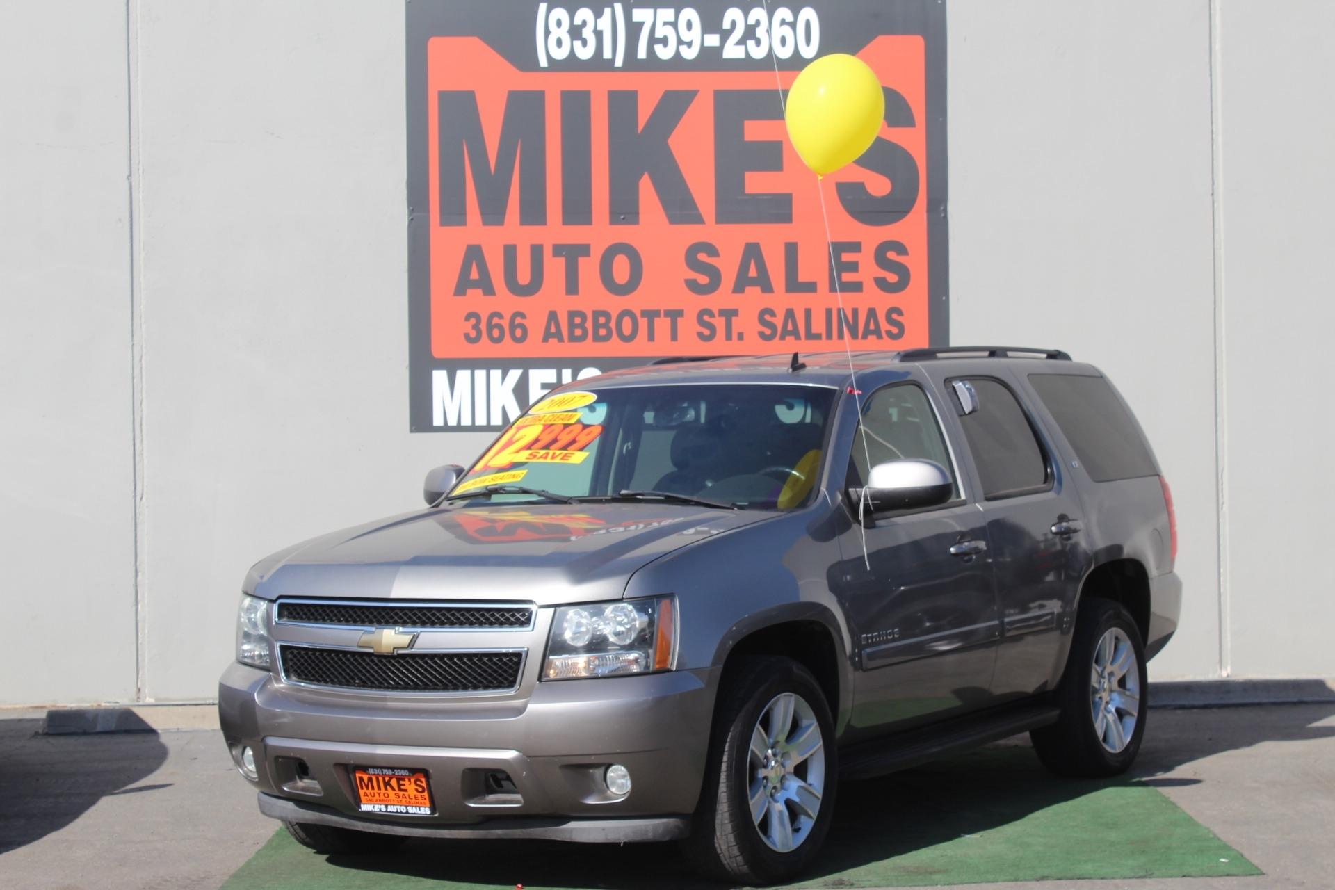 2007 Chevrolet Tahoe 2WD 4dr 1500 LT in Salinas, CA