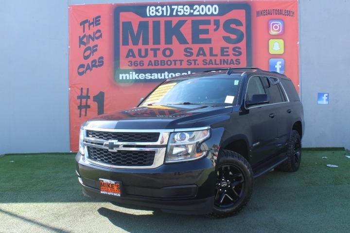 Used 2017 Chevrolet Tahoe 2WD 4dr LS in Salinas, CA
