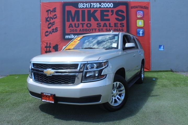 Used 2015 Chevrolet Tahoe 2WD 4dr LT in Salinas, CA
