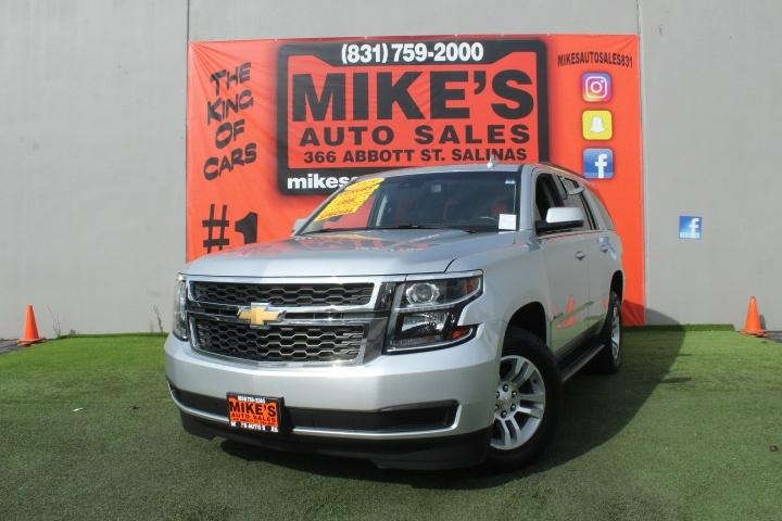 Used 2019 Chevrolet Tahoe 2WD 4dr LT in Salinas, CA