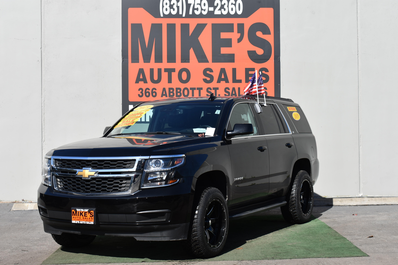 2019 Chevrolet Tahoe 2WD 4dr LT in Salinas, CA