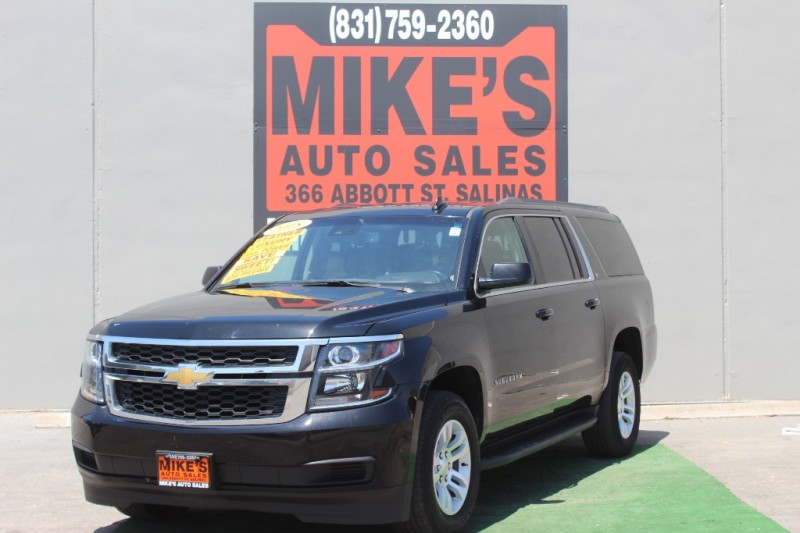 2018 Chevrolet Suburban 2WD 4dr 1500 LT in Salinas, CA