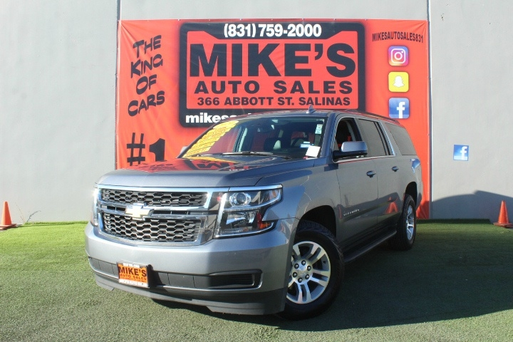 Used 2020 Chevrolet Suburban 2WD 4dr LT in Salinas, CA