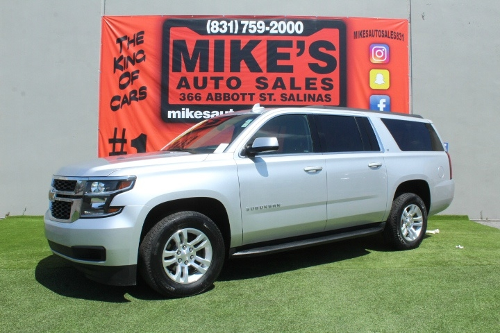 Used 2019 Chevrolet Suburban 2WD 4dr 1500 LT in Salinas, CA