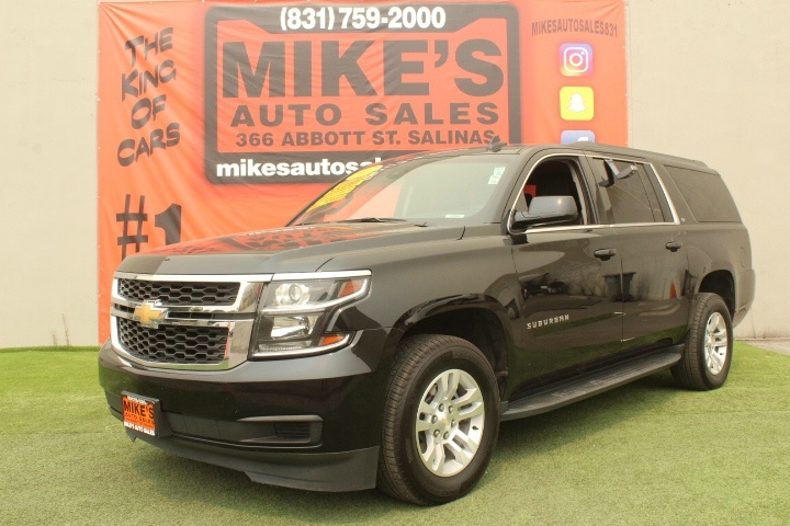 Used 2017 Chevrolet Suburban 2WD 4dr 1500 LT in Salinas, CA