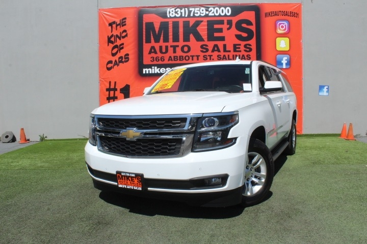 Used 2016 Chevrolet Suburban 2WD 4dr 1500 LT in Salinas, CA