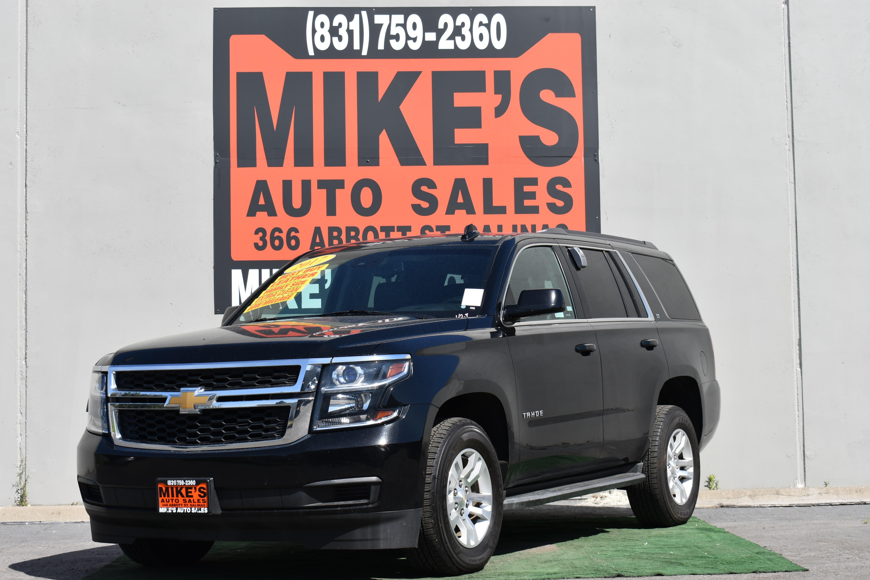 Used 2017 Chevrolet Tahoe 4WD 4dr LT in Salinas, CA