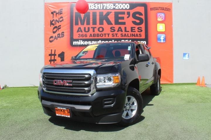Used 2020 GMC Canyon 2WD Crew Cab 128  in Salinas, CA