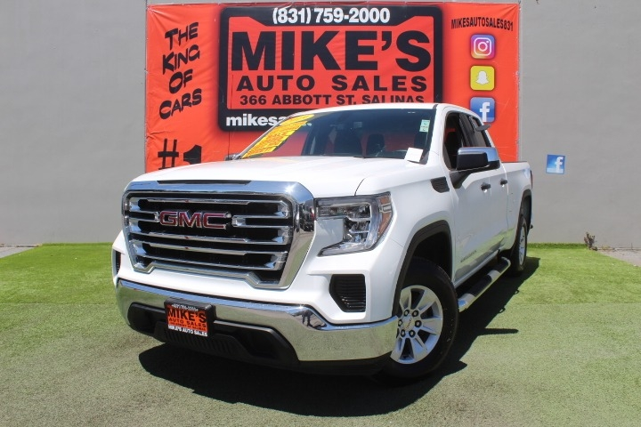 Used 2019 GMC Sierra 1500 2WD Double Cab 147  in Salinas, CA