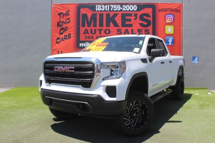 Used 2019 GMC Sierra 1500 4WD Double Cab 147  in Salinas, CA