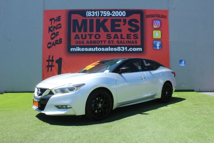 Used 2016 Nissan Maxima 4dr Sdn 3.5 S in Salinas, CA