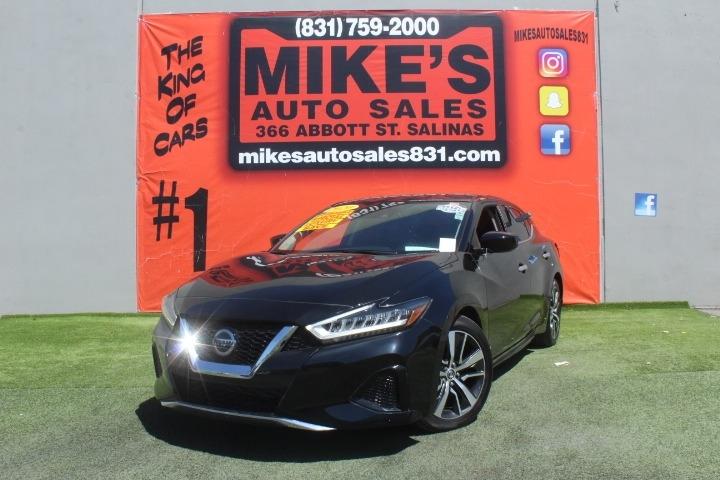 Used 2020 Nissan Maxima S 3.5L in Salinas, CA