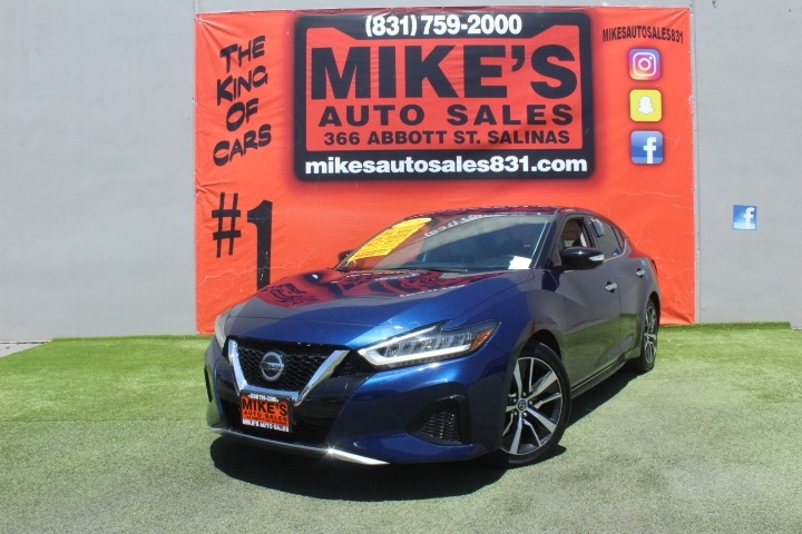 Used 2020 Nissan Maxima SV 3.5L in Salinas, CA