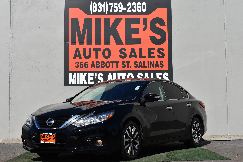 2017 Nissan Altima 2.5 S Sedan in Salinas, CA