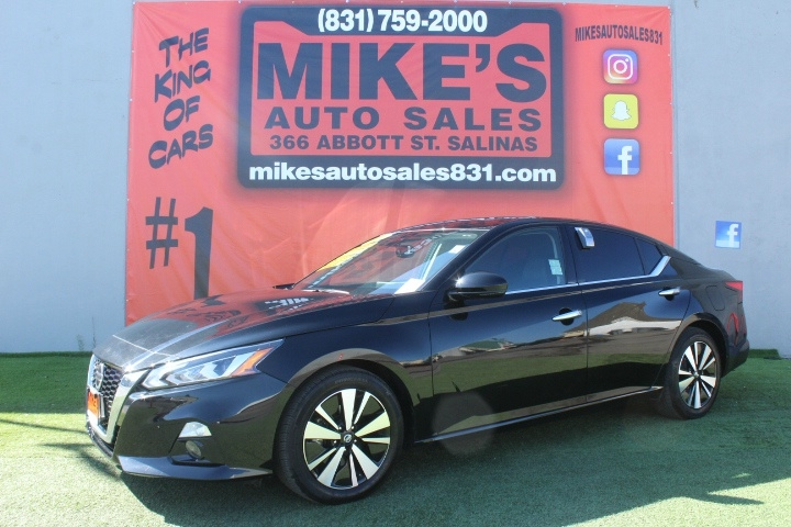 Used 2019 Nissan Altima 2.5 SL Sedan in Salinas, CA