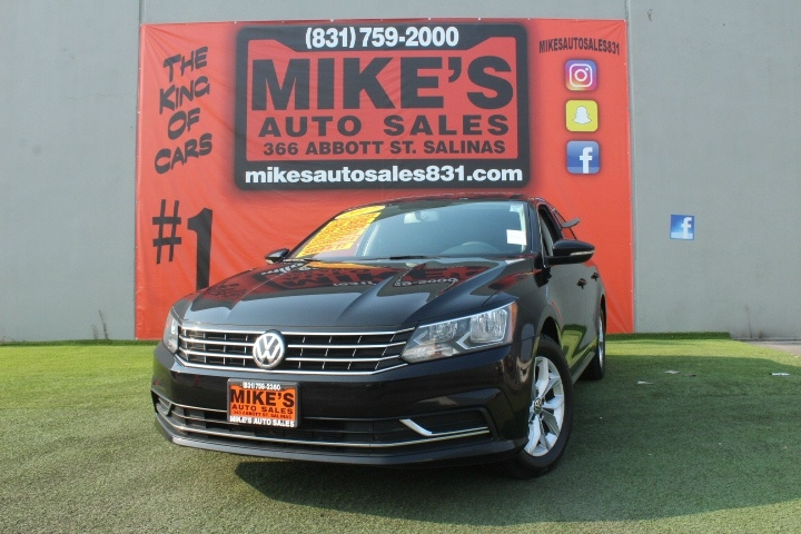 Used 2017 Volkswagen Passat 4dr Sdn 1.8 TSI Auto Trendline+ in Salinas, CA