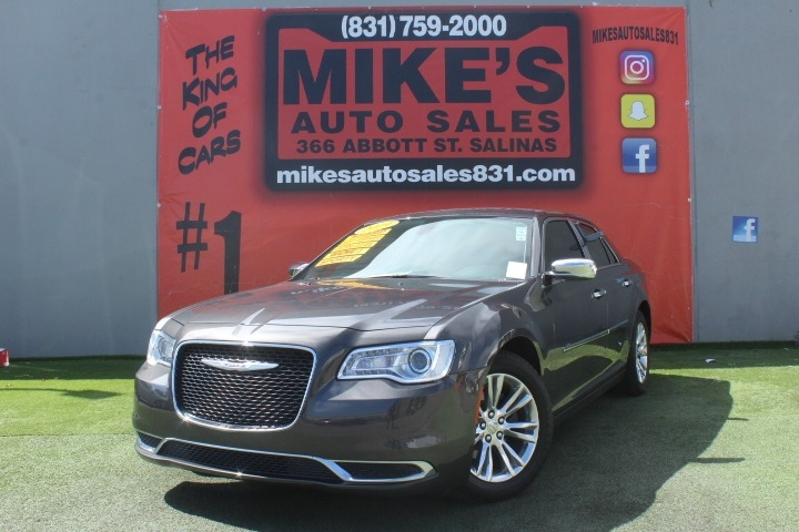 Used 2019 Chrysler 300 Touring RWD in Salinas, CA
