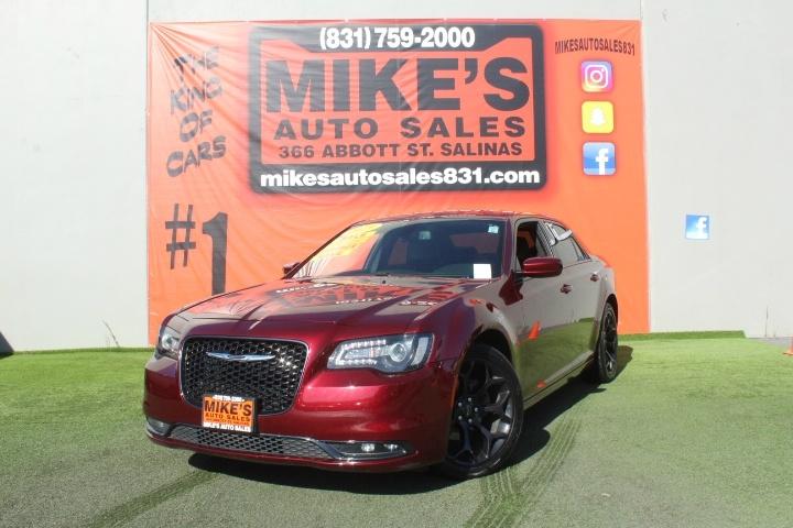 Used 2019 Chrysler 300 300S RWD in Salinas, CA