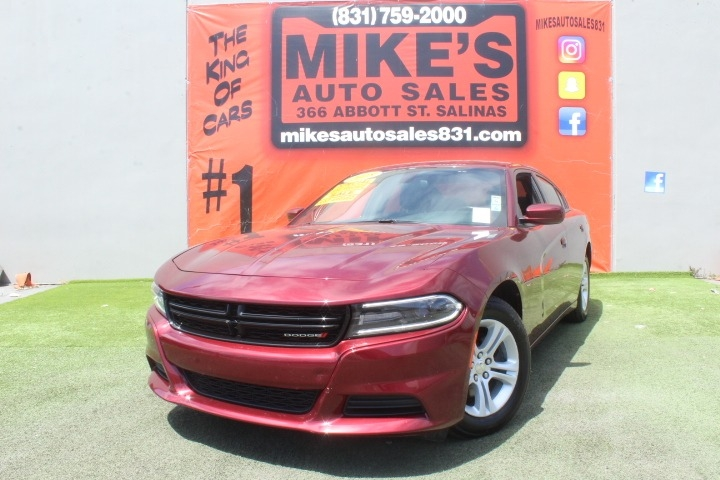 Used 2018 Dodge Charger SXT RWD in Salinas, CA