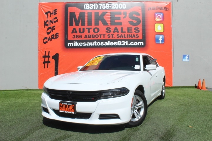 Used 2019 Dodge Charger SXT RWD in Salinas, CA