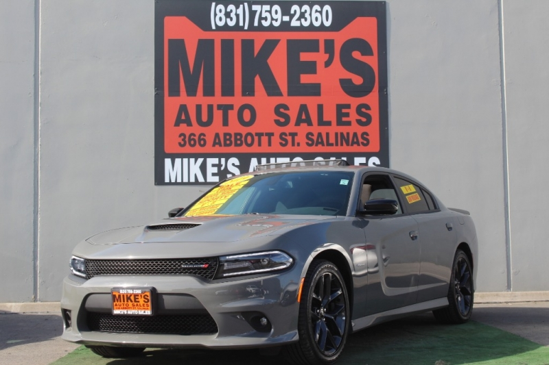 2019 Dodge Charger R/T RWD in Salinas, CA