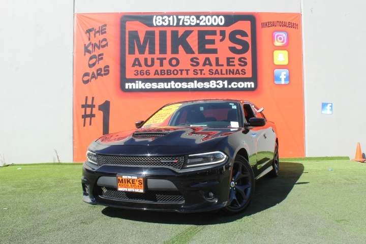 Used 2019 Dodge Charger R/T RWD in Salinas, CA