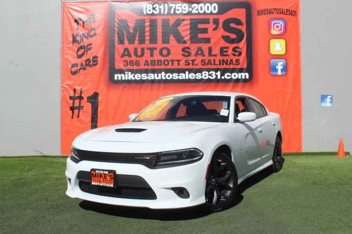 Used 2019 Dodge Charger GT RWD in Salinas, CA