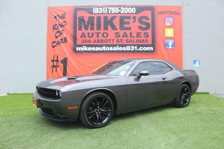 Used 2017 Dodge Challenger SXT Coupe in Salinas, CA