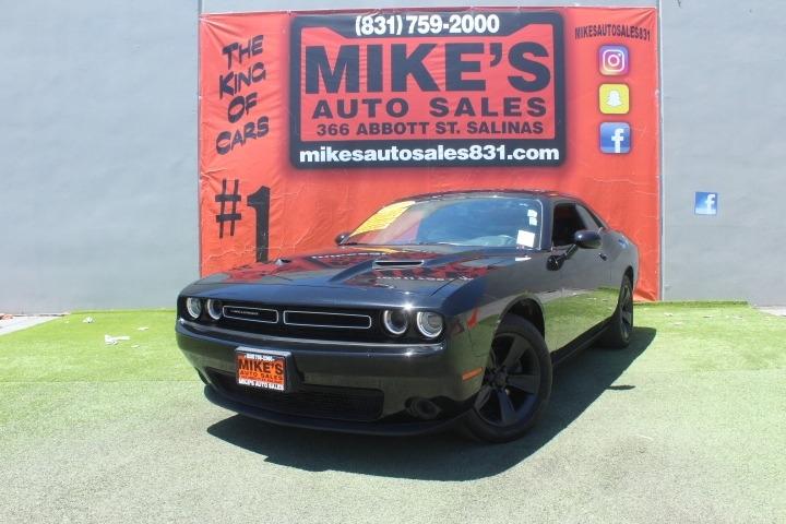 Used 2019 Dodge Challenger SXT RWD in Salinas, CA