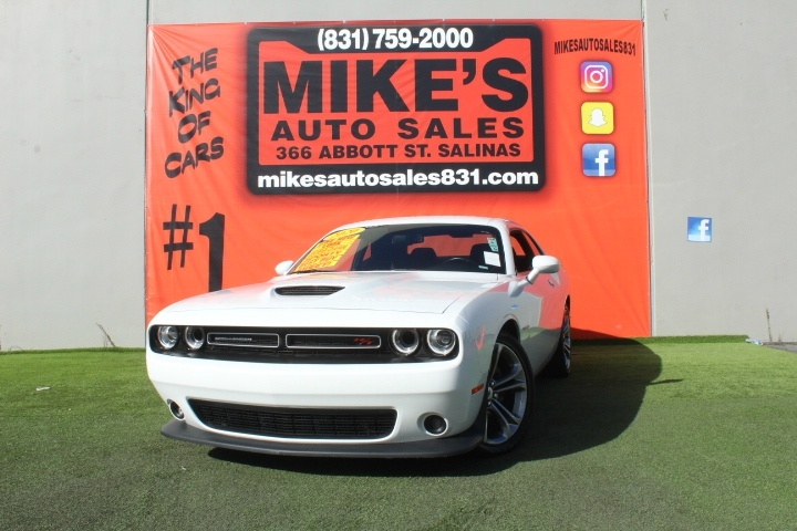 Used 2020 Dodge Challenger R/T RWD in Salinas, CA
