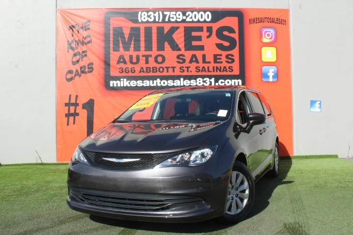 Used 2018 Chrysler Pacifica L 2WD in Salinas, CA