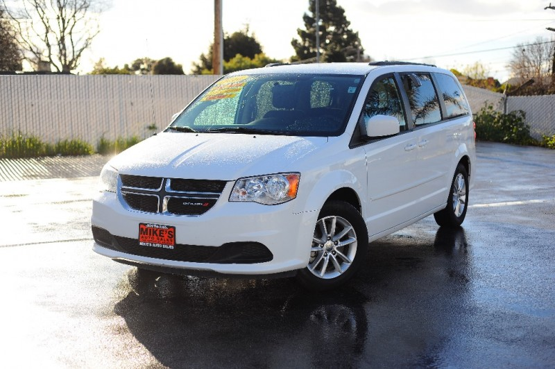 Used 2016 Dodge Grand Caravan 4dr Wgn SXT in Salinas, CA