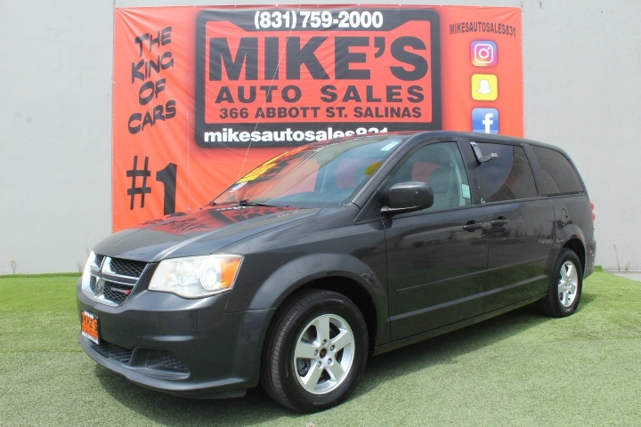 Used 2012 Dodge Grand Caravan 4dr Wgn SXT in Salinas, CA