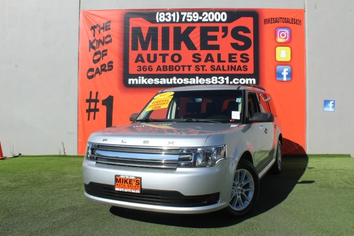 Used 2017 Ford Flex SE FWD in Salinas, CA