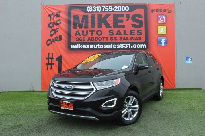Used 2018 Ford Edge SEL FWD in Salinas, CA