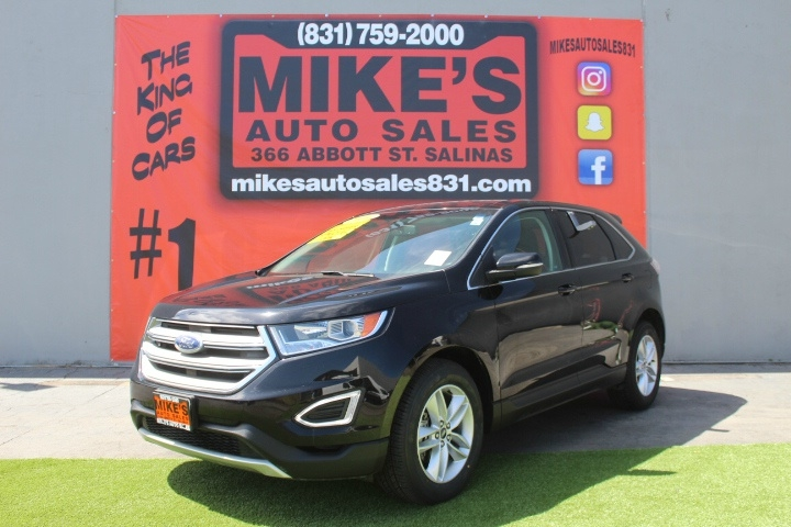 Used 2016 Ford Edge 4dr SEL FWD in Salinas, CA