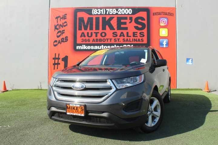 Used 2018 Ford Edge SE AWD in Salinas, CA