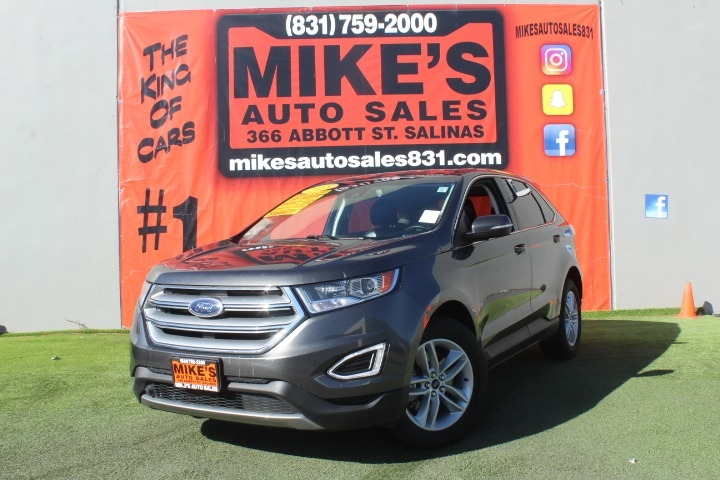 Used 2018 Ford Edge SEL AWD in Salinas, CA