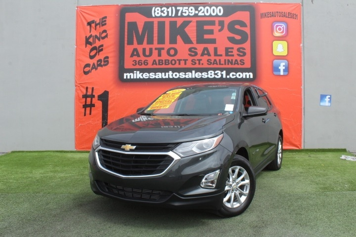 Used 2020 Chevrolet Equinox FWD 4dr LS w/1LS in Salinas, CA