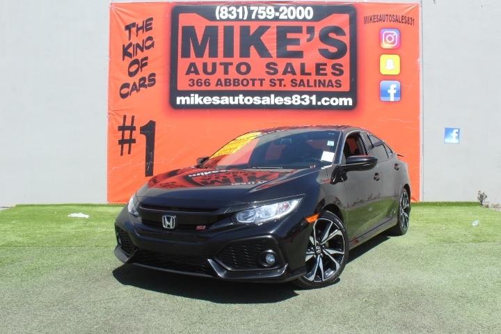 Used 2019 Honda Civic Si Sedan Manual w/Summer Tires *Ltd Avail* in Salinas, CA
