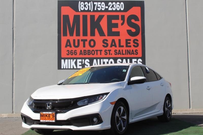 2019 Honda Civic Sedan Sport CVT in Salinas, CA