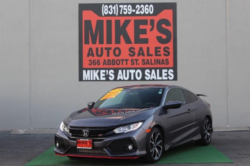 2018 Honda Civic Si Coupe Manual in Salinas, CA