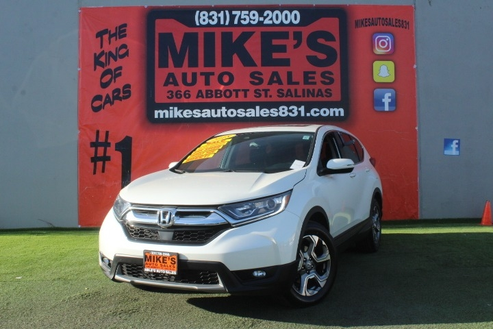 Used 2018 Honda CR-V EX 2WD in Salinas, CA