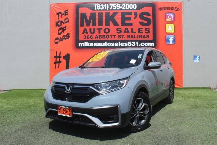 Used 2020 Honda CR-V EX-L 2WD in Salinas, CA