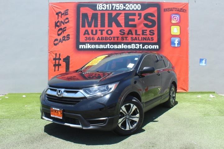 Used 2018 Honda CR-V LX 2WD in Salinas, CA
