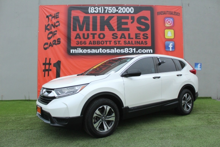 Used 2017 Honda CR-V LX 2WD in Salinas, CA