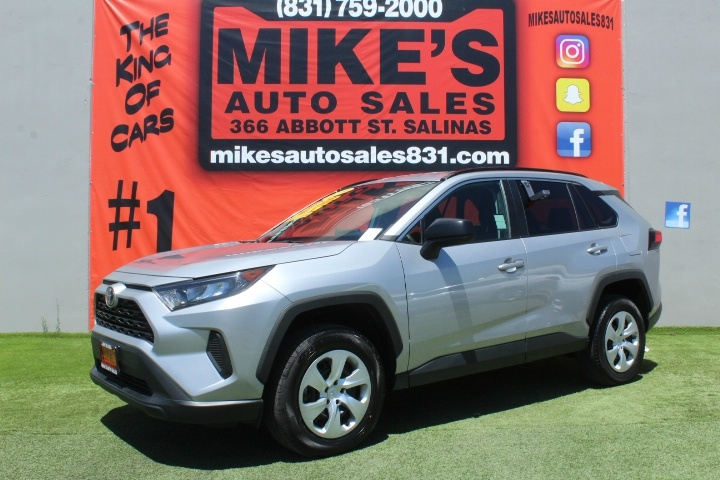 Used 2019 Toyota RAV4 LE AWD in Salinas, CA