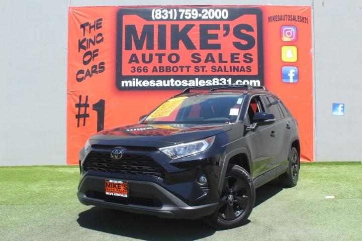 Used 2019 Toyota RAV4 XLE FWD in Salinas, CA