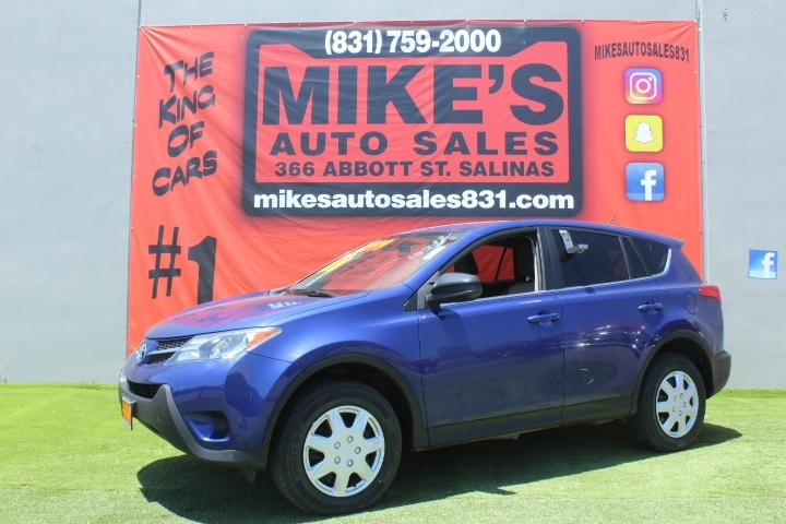 Used 2015 Toyota RAV4 FWD 4dr LE in Salinas, CA